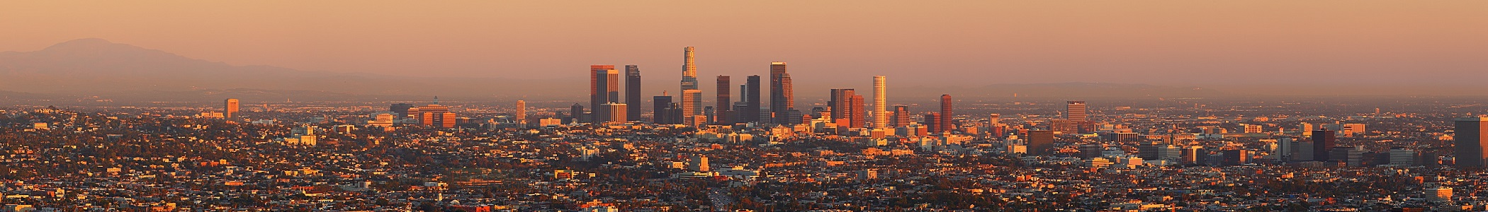 Digital Nomad city - Los Angeles